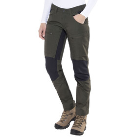 Lundhags Lockne Pant Women Dark Forest Green